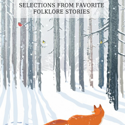 A Fairy Tale Book of Foxes – Clifton Johnson paperback