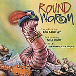 Round Worm: Parodies by Bob Kanefsky – Filk Audio CD