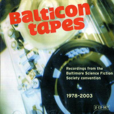 Balticon Tapes – 2 CD set of  geek filk music