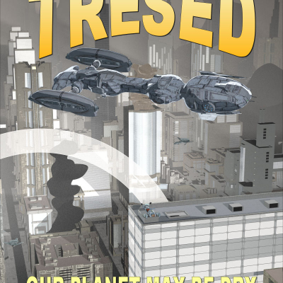 Tresed Travel Poster