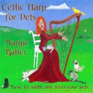 Celtic Harp for Pets – Margie Butler (Celtic music)