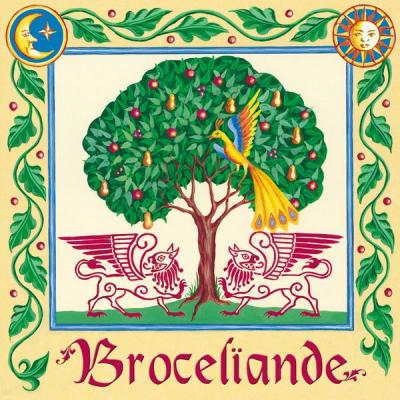 Broceliande Title CD (traditional)