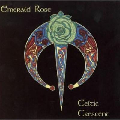 Celtic Crescent – Emerald Rose (Celtic)