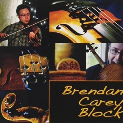 Brendan Carey Block title CD (Filk Geek Music)
