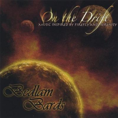 On the Drift – Bedlam Bards filk (Geek music) CD
