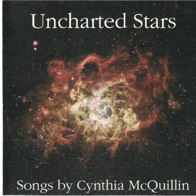 Uncharted Stars – Cynthia McQuillin Filk (Geek Music) CD