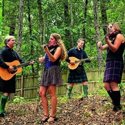 Keltic Kudzu – Keltic Kudzu (Celtic Southern fusion)
