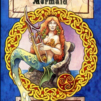 Captain Jack and the Mermaid – Meg Davis (vintage female folk cassette tape)