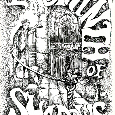 Labyrinth of Shadows:  A book of Songs – Lawrence Dean Songbook (filk)