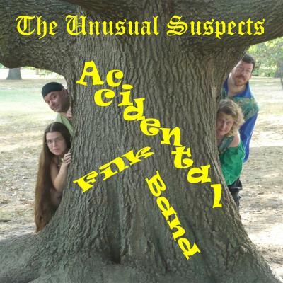 Accidental Filk Band – The Unusual Suspects (filk geek CD)