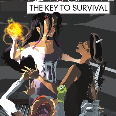 Akashik: Scroll 1 Chapter 2: The Key to Survival