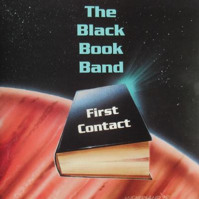 First Contact – the Black Book Band (filk geek CD)