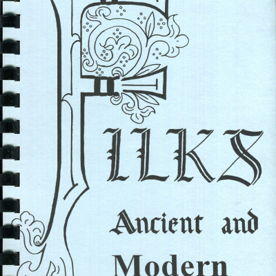 Filks Ancient and Modern Songbook