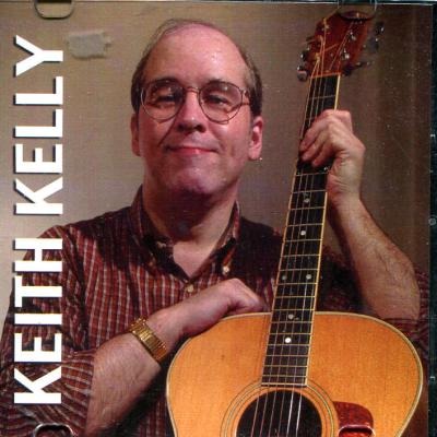 Keith Kelly self-titled CD (filk)
