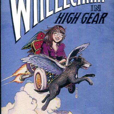 Wheelchair in High Gear – Renee Alper cassette tape (filk folk)
