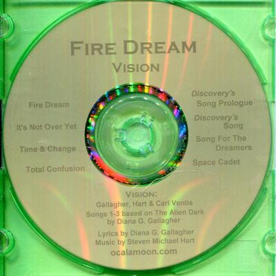 Fire Dream – Vision (filk)