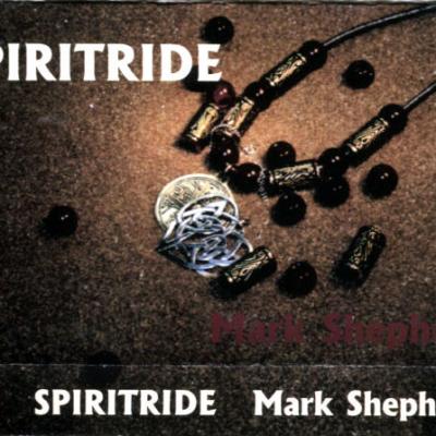 Spiritride – Mark Shepherd cassette tape (filk)
