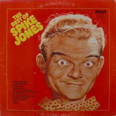 The Best of Spike Jones 1975 LP vinyl (comedy)