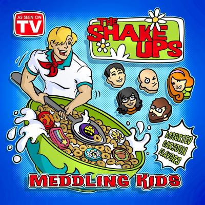 Meddling Kids – The Shakeups (fandom filk)